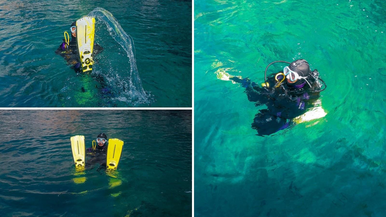 Nurkowanie - Chorwacja - Wyspa Pag