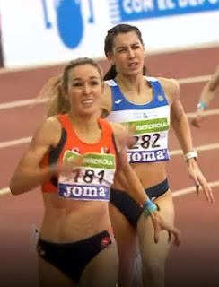 Elena Moreno Atletismo Aranjuez