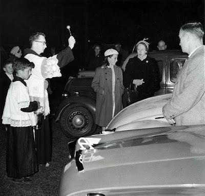 Traditional Catholic Car Blessing Prayer