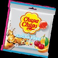 Chupa Chups sem açúcar: 24 calorias