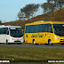 Novos micros ônibus da Juca Tour foram vistos em Perdões / MG com destino à Natal / RN