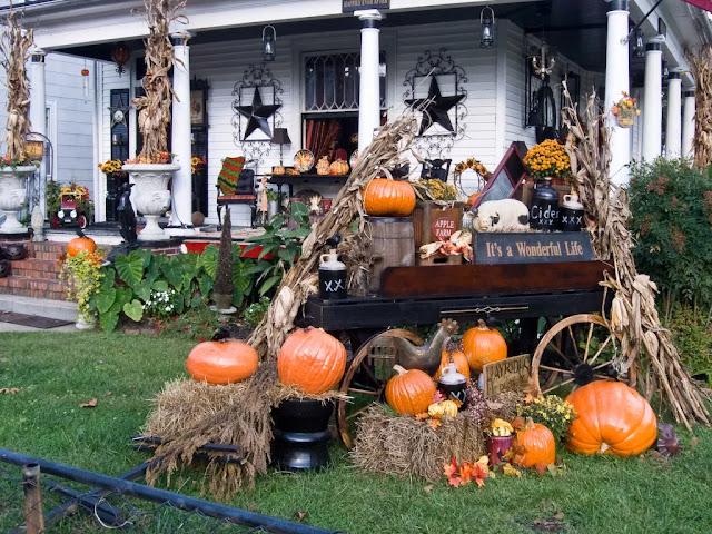 Home Decor for Halloween