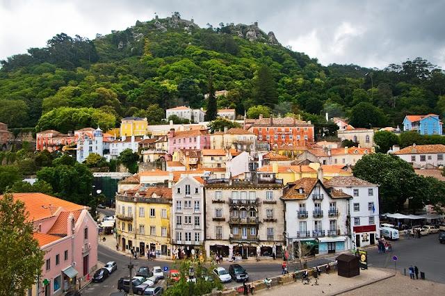 Alugar carro em Sintra em Portugal