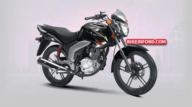 Suzuki GSX 125 Price in BD