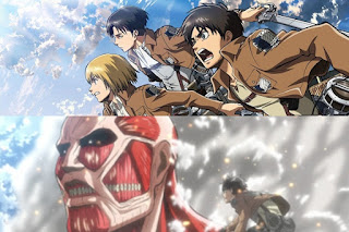 Anime Ditunda Shingeki no Kyojin