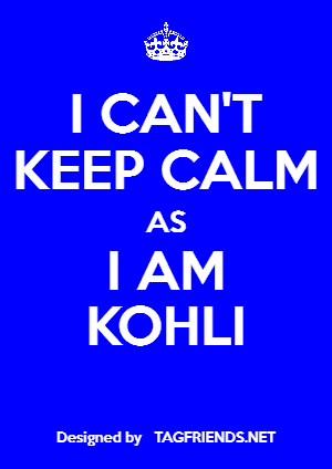 Virat Kohli Name