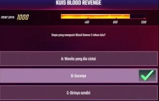 Siapa yang Mengusir Blood Demon 5 Tahun Lalu di FF