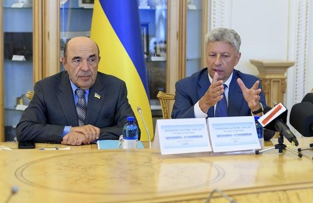 Юрій Бойко: Україна повинна максимально реалізувати потенціал торговельно-економічної співпраці з Китаєм