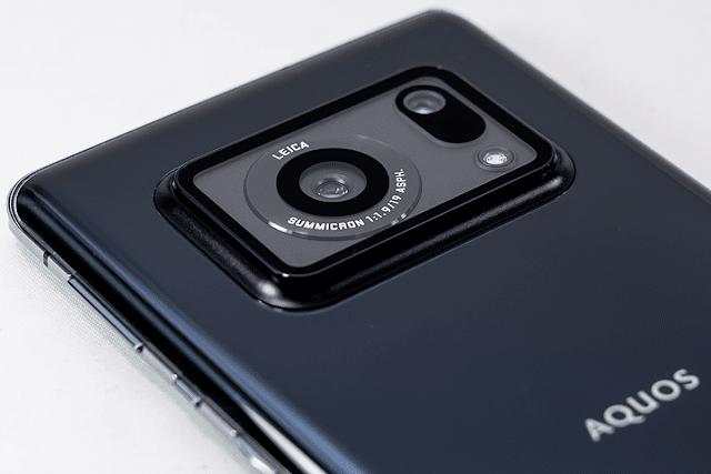 【レビュー】ライカ監修カメラの実力は? AQUOS R6を試す! 大型1インチイメージセンサーの力を検証