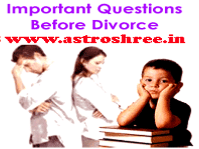 points to keep in mind before taking divorce