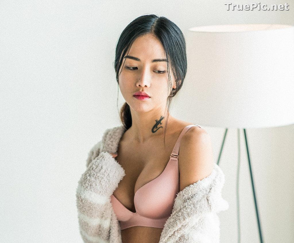 Image Korean Fashion Model – Baek Ye Jin – Sexy Lingerie Collection #5 - TruePic.net - Picture-8