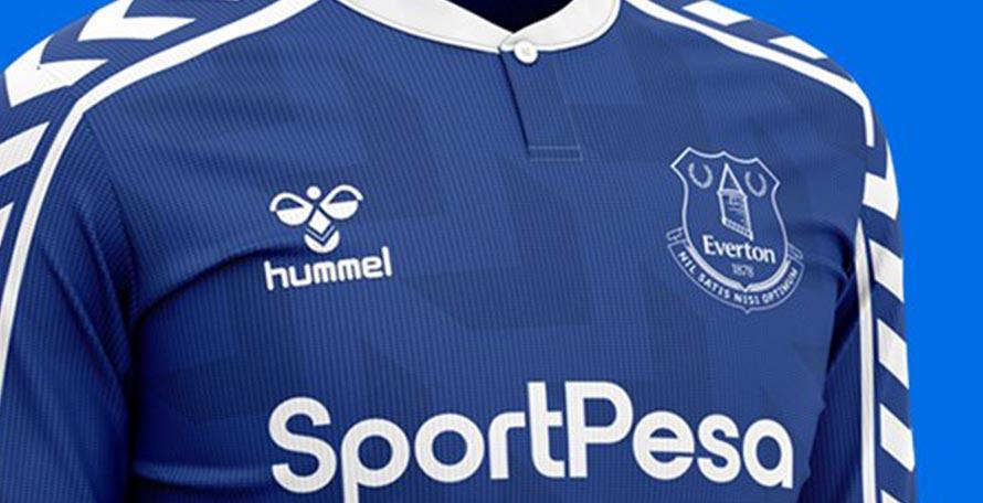 Klassische Hummel Everton 20-21 Konzepttrikots enthüllt ...