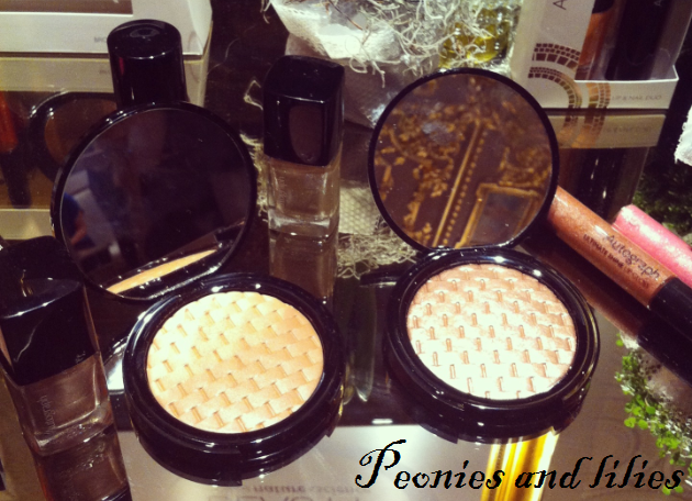 M&S spring 13, M&S autograph highlighter