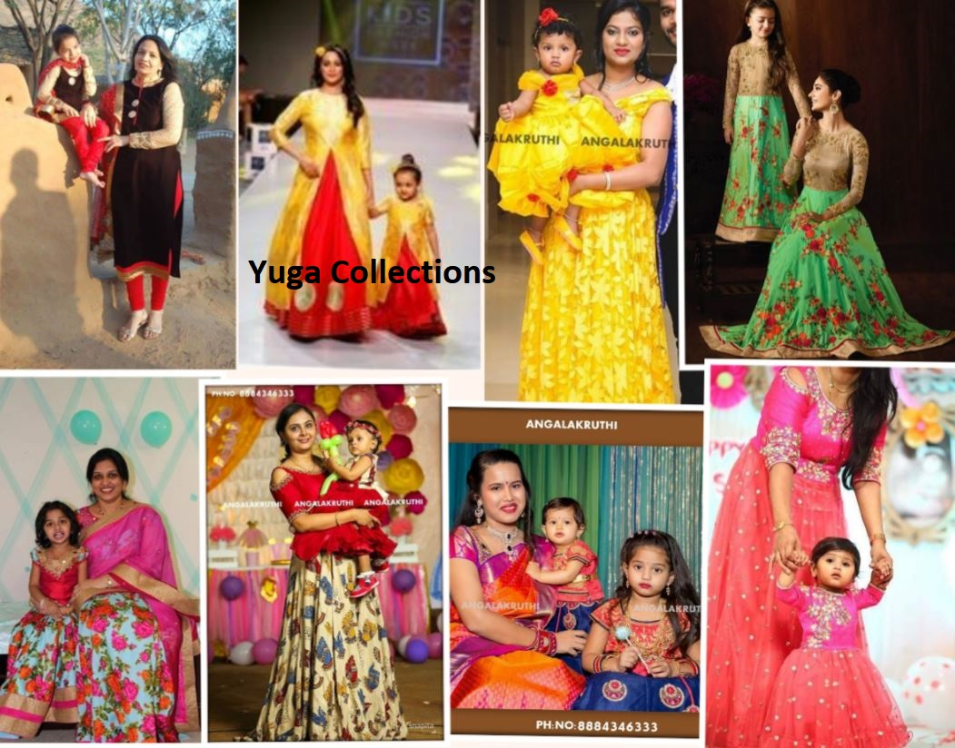 6285d775bbb672 Mother And Daughter Dresses Online