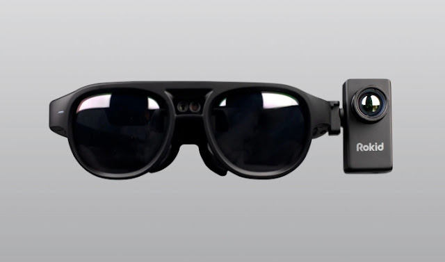 Chinese startup ready to sell Coronavirus detection glasses
