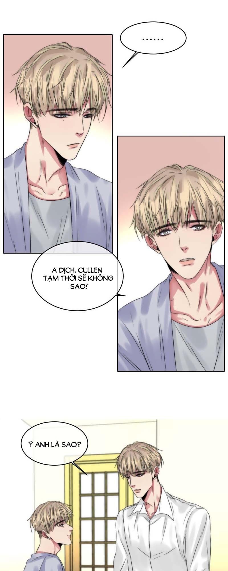 Fan Biến Thái Và Thần Tượng Xinh Đẹp chap 92 - Trang 9