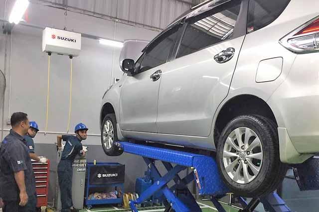 Seberapa Bagus Pelayanan Suzuki Terhadap Para Konsumennya?