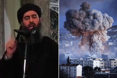 Remains Of ISIS Leader Al-Baghdadi Has Been Buried At Sea