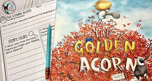 Read Aloud Recommendation The Golden Acorn