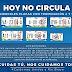 """""""Hoy No Circula"""", placas con circulación 4 o 5"""