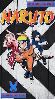 Wallpaper Naruto Team 7