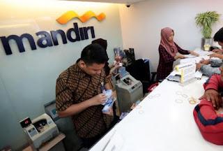STANDAR GAJI Bank Mandiri Terbaru Lulusan S1 Program  ODP Rp 8 Juta Per Bulan