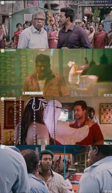 Dashing Hero (Katha Nayagan) (2019) Full Hindi Dubbed Movie Download 480p 720p HDRip || 7starhd