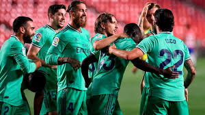 Highlight Granada 1 - 2 Real Madrid: Real Madrid two points Away from winning the LaLiga Santander