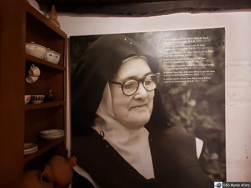 Pastorinha Lúcia em Aljustrel - O que fazer em Fátima