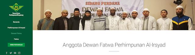 Komite Fatwa Perhimpunan Al-Irsyad