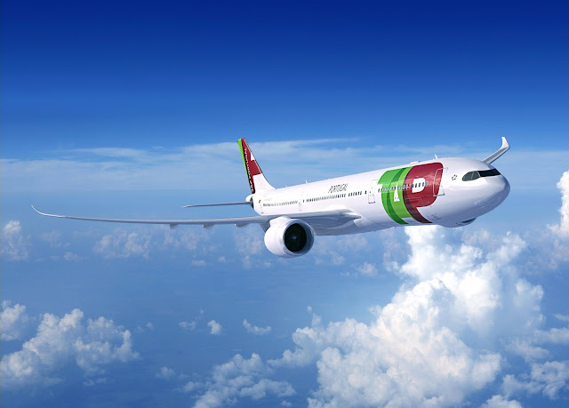 TAP Portugal Airlines Airbus A330-900neo