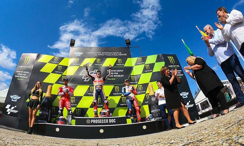 Marquez Unggul 63 Poin pada Klasemen MotoGP 2019 Usai GP Republik Ceko