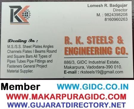 R K STEELS & ENGINEERING CO. - 9824398208 | 8160960263