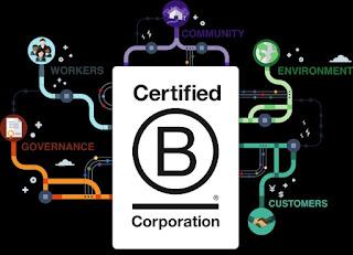 B Corp Cetification