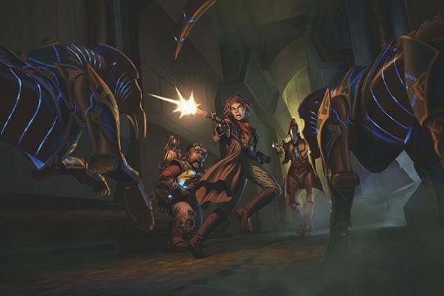 Confraria de Arton: Todos os monstros de Pathfinder 2E à um
