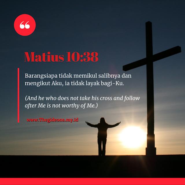 Menjadi orang Kristen harganya adalah Komitmen - Renungan Kristen Hari ini