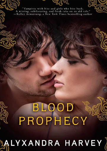 Drake Chronicles 6. Blood Prophecy