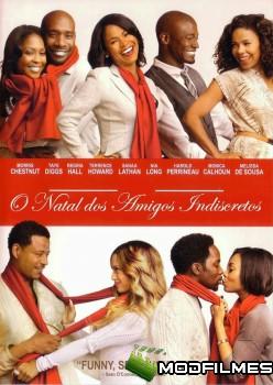 Capa do Filme O Natal Dos Amigos Indiscretos