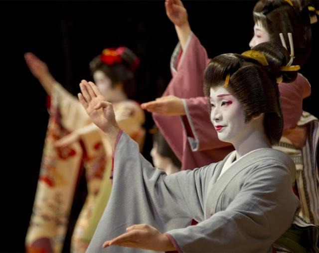 Taikomochi, los antecesores de las Geishas