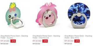 Model dan harga cincin untuk Samsung Galaxy