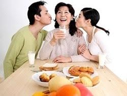 Chú ý ăn uống dành cho người cao tuổi