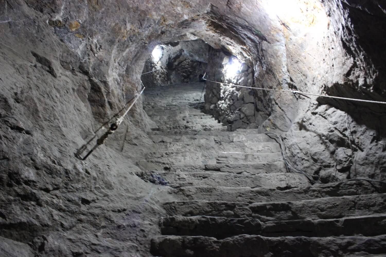 valencian mines guanajuato scary underground