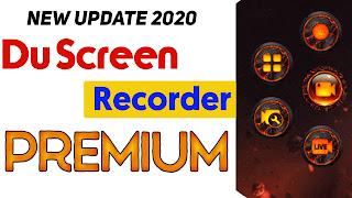 Du Screen Recorder Premium 2020