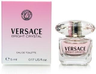 Изображение духов Versace Bright Crystal