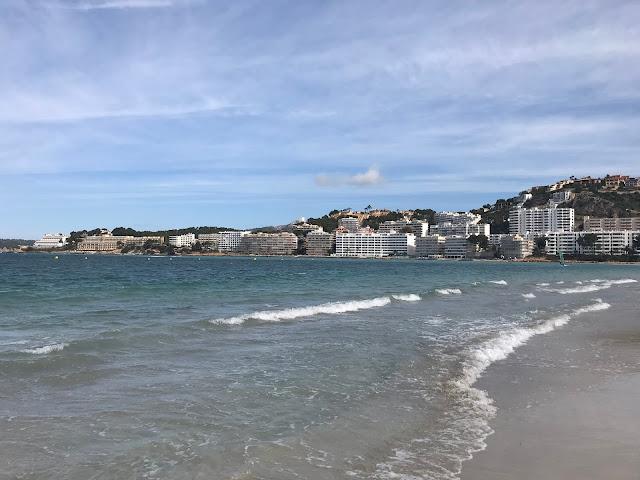 Majorca, Santa Ponsa bay