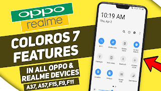ColorOs 7 Features In All Oppo And Realme Devices | ColorOs 7 In all Oppo Smartphone | Andriod Bar