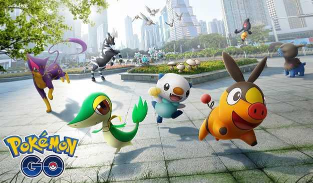 Pokémon GO - On this day