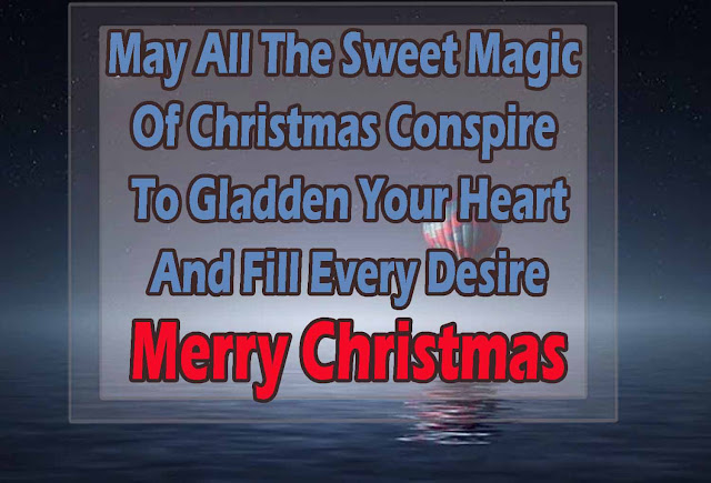 Quote Image Wishing Merry Christmas