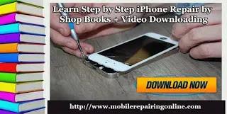 iphone repair books