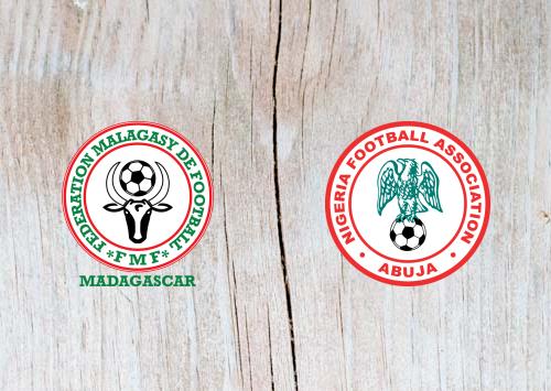 Madagascar vs Nigeria -Highlights 30 June 2019